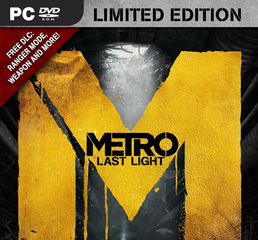 Metro: Last Light Limited Edition - Download