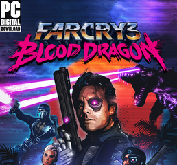 Far Cry 3 Blood Dragon - Download
