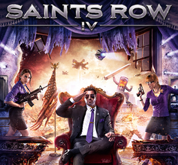 Saints Row IV Commander in Chief Edition - Download